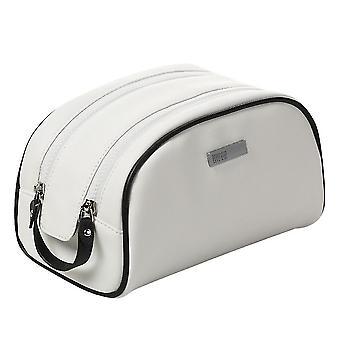 Lavage sac cosmétique Sac toiltry Organisateur grande capacité poche imperméable à l'eau