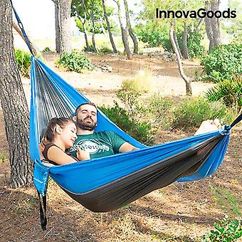 InnovaGoods Swing & Rest Двойной кемпинг Гамак