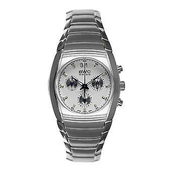 BWC Swiss - Wristwatch - Men - Quartz - 20787.50.01