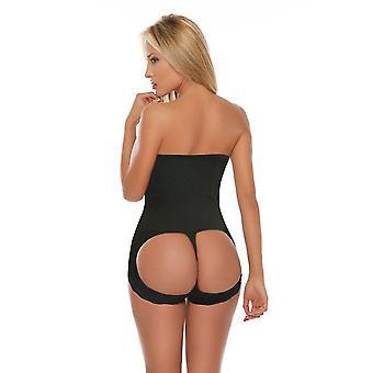 Polyester Frauen Butt Lift Shaper Guter Body Lifter High Waist Trainer Cincher