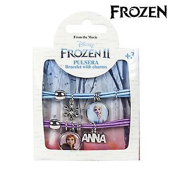 Pulsera de niña congelada 73904 azul púrpura