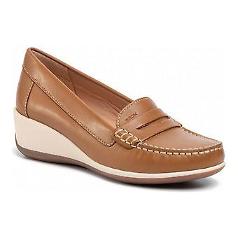 נעליים Geox ARETHEA D621SB 00043 בראון