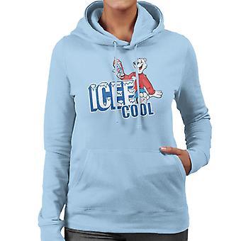 ICEE Cool Women's Hooded Sweatshirt