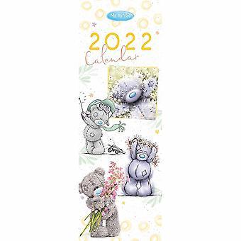 Otter Hus mig till dig Multibrand Slim Kalender 2022
