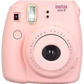 Gebraucht, Fujifilm instax Mini 8 Sofortbildkamera, Einweg-Imaging-Kamera (Weiß)