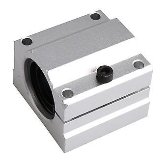 Pulleys, blocks sheaves sc16aj 16mm adjust linear bearing linear motion bearing slide for cnc
