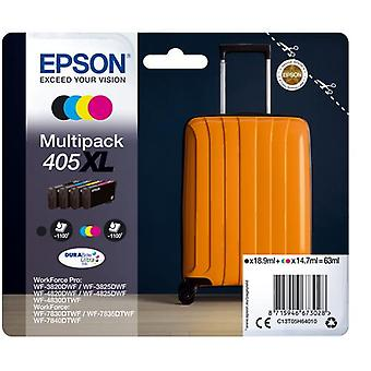 T405 Multipack 4 colores XL Tinta