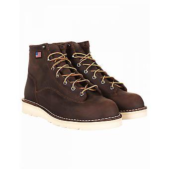 "Danner Bull Run 6"" Boot - Brown Cristy"