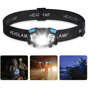Headlamp Rechargeable Led Sensor Headlight Super Bright Bright Headlamp Outdoor Strong Light