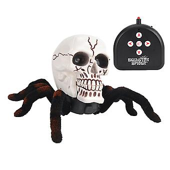 Halloween Creative Remote Control Toy Tricky Skull Spider Remote Control Toy
