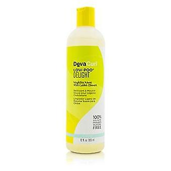Low-poo Delight (Waves less Mild Lather Cleanser - For Wavy Hair) - 355ml/12oz