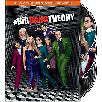 Big Bang Theory - Big Bang Theory: Season 6 [DVD] USA import