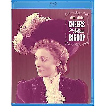 Bravo pour l'importation USA Miss évêque [Blu-ray]