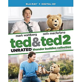 Ted 2 [Blu-ray] USA import