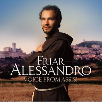Fray Alessandro - importación USA voz de Asís [CD]