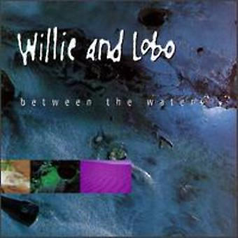 Willie & Lobo - Between the Waters [CD] USA import