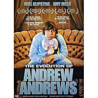 Evolution of Andrew Andrews [DVD] USA import