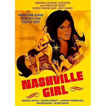 Nashville Girl [DVD] USA import