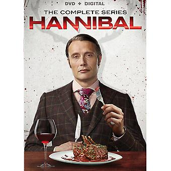 Hannibal: Die komplette Serie Collection [DVD] USA import