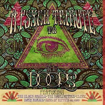 Psych Tribute to the Doors - Psych Tribute to the Doors [CD] USA import