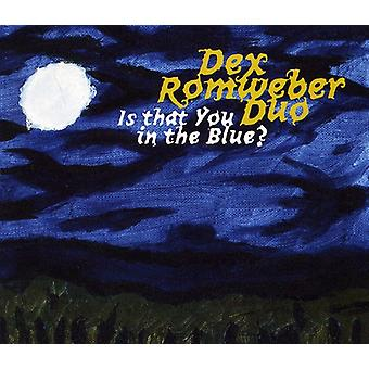 Dex Duo Romweber - Is That You in the Blue? [CD] USA import