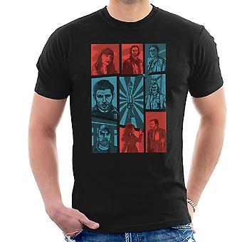 Hunter Games Supernatural Sam And Dean Winchester Gta Men's T-Shirt