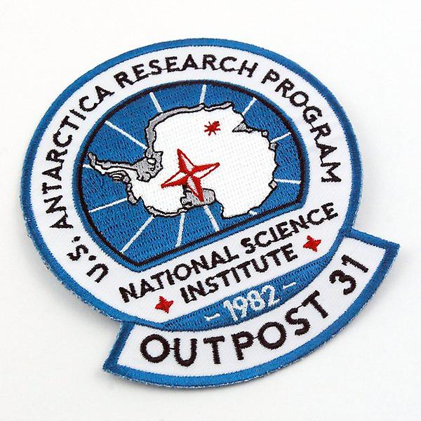 Honcho SFX Outpost 31 Antarctica 1982 Expedition Patch