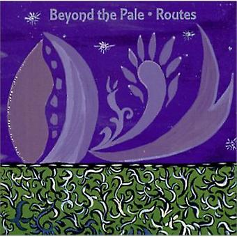 Beyond the Pale - Routes [CD] USA import
