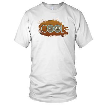 Cool As Fuck DJ Musik Kinder T Shirt