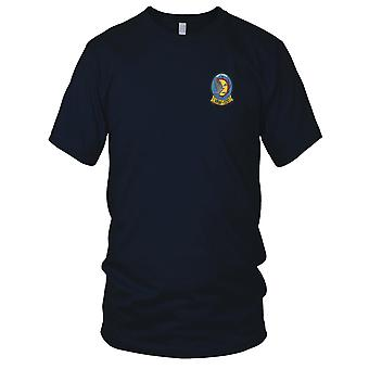 USA marynarki atak VAW-120 przewoźnika Airborne wczesne ostrzeżenie Eskadra haftowane Patch - koszulki męskie