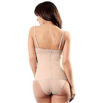 Esbelt ES404 Women's Nude Firm/Medium Control Slimming Shaping Waist Cincher