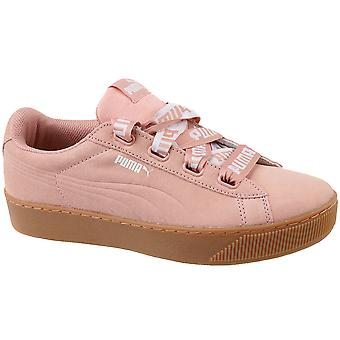 بوما فيكي منصة الشريط غامق أحذية الرياضة النسائية 365314-02