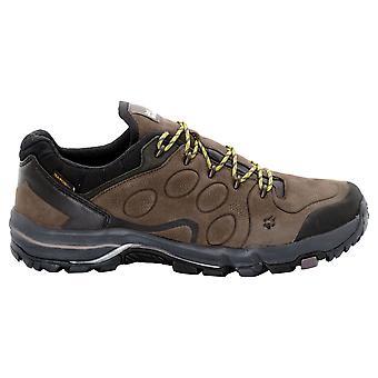 Jack Wolfskin Mens Altiplano førsteklasses lav sko