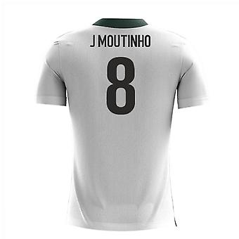 2020-2021 Portugal Airo Concept Away Shirt (J Moutinho 8) - Kids