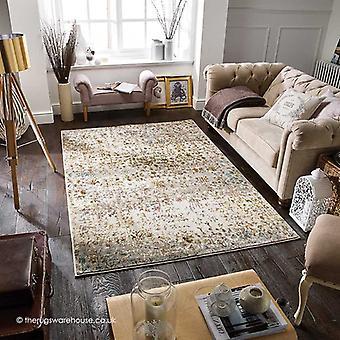 Jasmijn abstracte tapijt