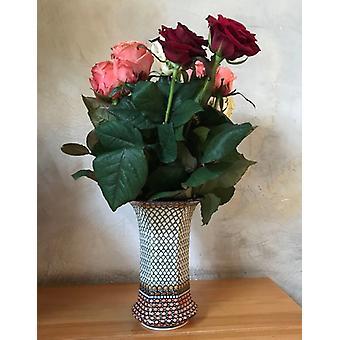 Vase, ca 24 cm høy, unike 1, BSN 4888