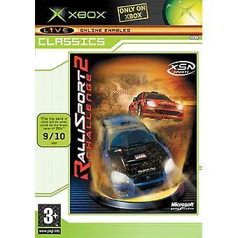 RalliSport Challenge 2 (Xbox Classics)-nieuw