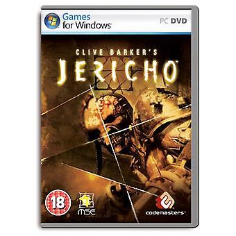 Clive Barkers Jericho (PC DVD)-ny