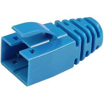מאמץ שרוול הקלה עם נעילת ידית הגנה 39200-848 כחול בל סטיוארט מחברים 39200-848 1 pc (עם)