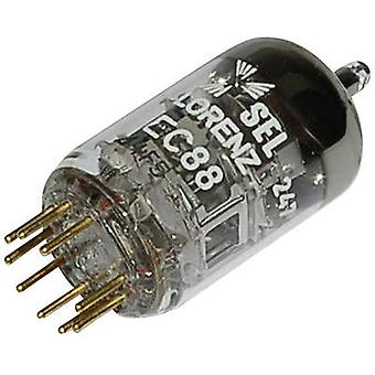 EC 88 Vacuum tube Triode 175 V 13 mA Number of pins: 9 Base: Noval Content 1 pc(s)