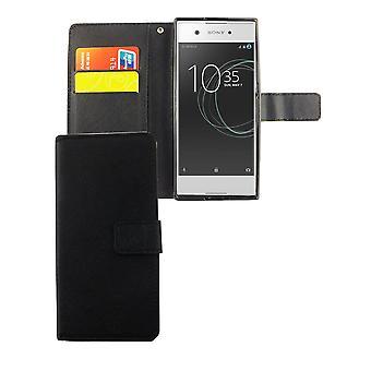 Eloisa asia laukku matkapuhelin Sony Xperia XA1 musta