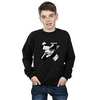 David Bowie Boys Cross Smoke Sweatshirt