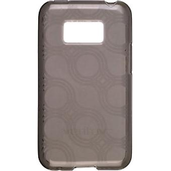 Wireless Solutions TPU Skin Compatible with Optimus Elite LS696 (Smoke)