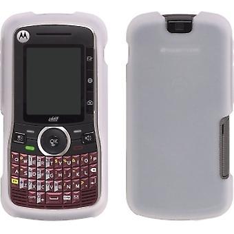 Funda de Gel de silicona para Motorola Nextel i465 - claro
