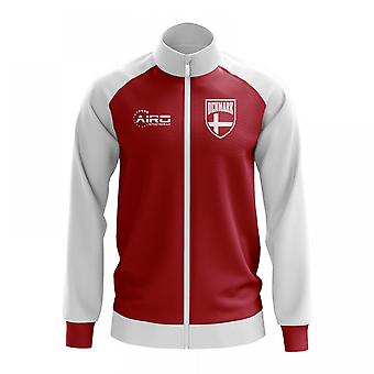 Denmark Concept Football Track Jacket (Red)