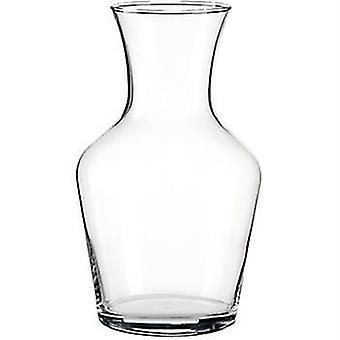 Rotondo caraffa 1,0 L Classic Styled caraffa vino ottimo per ristoranti o esposizione domestica di vino