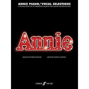 Annie by Charles Strouse - 9780571540341 Book