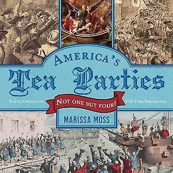 America's Tea Parties - nie jeden, lecz cztery! Boston - Charleston - nowy Yo
