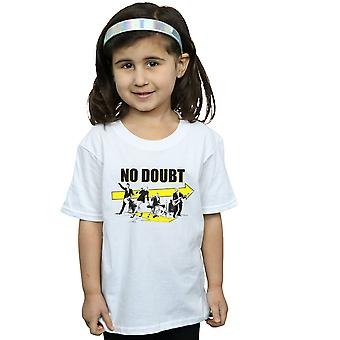 No Doubt Girls Arrows Poster T-Shirt