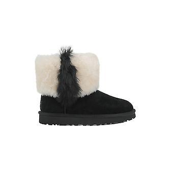 UGG Classic Mini Wisp 1101039BLK universal winter women shoes